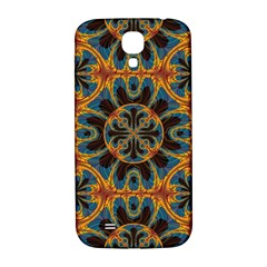 Tapestry Pattern Samsung Galaxy S4 I9500/i9505  Hardshell Back Case by linceazul