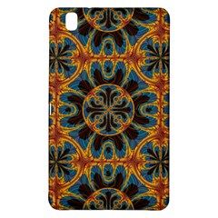 Tapestry Pattern Samsung Galaxy Tab Pro 8 4 Hardshell Case by linceazul