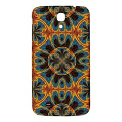 Tapestry Pattern Samsung Galaxy Mega I9200 Hardshell Back Case by linceazul