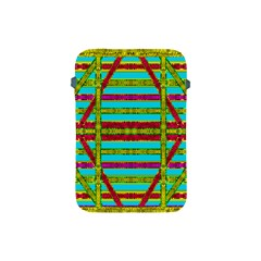 Gift Wrappers For Body And Soul Apple Ipad Mini Protective Soft Cases by pepitasart