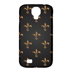 Fleur De Lis Samsung Galaxy S4 Classic Hardshell Case (pc+silicone) by 8fugoso