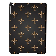 Fleur De Lis Ipad Air Hardshell Cases by 8fugoso