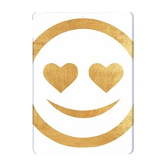 Gold Smiley Face Apple Ipad Pro 10 5   Hardshell Case by 8fugoso