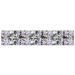 Flowers Small Flano Scarf
