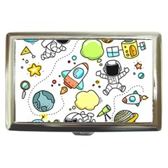 Sketch Set Cute Collection Child Cigarette Money Cases by Celenk