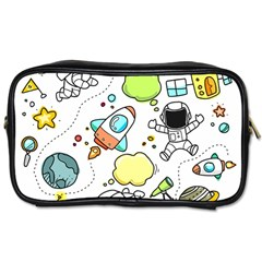 Sketch Set Cute Collection Child Toiletries Bags 2 Side