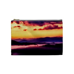 Great Smoky Mountains National Park Cosmetic Bag (medium)