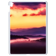 Great Smoky Mountains National Park Apple Ipad Pro 9 7   White Seamless Case by Celenk
