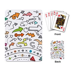 Desktop Pattern Art Graphic Design Playing Card by Celenk