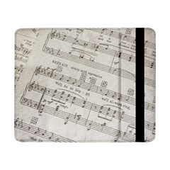 Sheet Music Paper Notes Antique Samsung Galaxy Tab Pro 8 4  Flip Case by Celenk