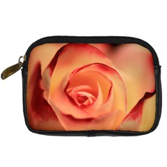 Rose Orange Rose Blossom Bloom Digital Camera Cases by Celenk
