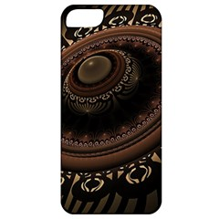 Fractal Stripes Abstract Pattern Apple Iphone 5 Classic Hardshell Case