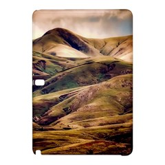 Iceland Mountains Sky Clouds Samsung Galaxy Tab Pro 10 1 Hardshell Case by Celenk