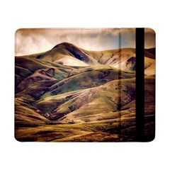 Iceland Mountains Sky Clouds Samsung Galaxy Tab Pro 8 4  Flip Case by Celenk