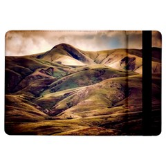 Iceland Mountains Sky Clouds Ipad Air Flip by Celenk