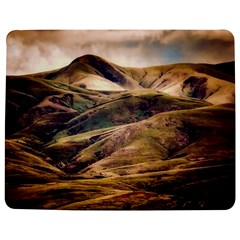 Iceland Mountains Sky Clouds Jigsaw Puzzle Photo Stand (rectangular) by Celenk