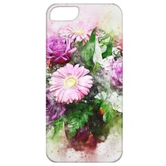 Flowers Roses Bouquet Art Nature Apple Iphone 5 Classic Hardshell Case by Celenk