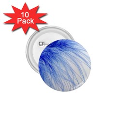 Spring Blue Colored 1 75  Buttons (10 Pack) by Celenk