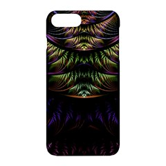 Fractal Colorful Pattern Fantasy Apple Iphone 8 Plus Hardshell Case