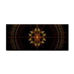 Fractal Floral Mandala Abstract Cosmetic Storage Cases by Celenk