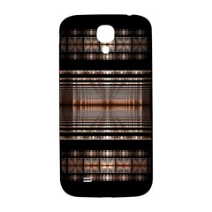 Fractal Fractal Art Design Geometry Samsung Galaxy S4 I9500/i9505  Hardshell Back Case by Celenk