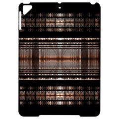 Fractal Fractal Art Design Geometry Apple Ipad Pro 9 7   Hardshell Case by Celenk
