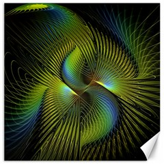Fractal Abstract Design Fractal Art Canvas 20  X 20
