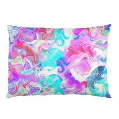 Background Art Abstract Watercolor Pillow Case by Celenk