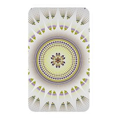 Mandala Fractal Decorative Memory Card Reader