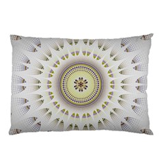 Mandala Fractal Decorative Pillow Case (two Sides)