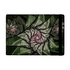 Fractal Flowers Floral Fractal Art Ipad Mini 2 Flip Cases by Celenk