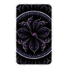 Fractal Abstract Purple Majesty Memory Card Reader