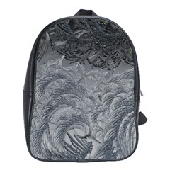 Abstract Art Decoration Design School Bag (large) by Celenk