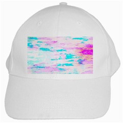 Background Art Abstract Watercolor White Cap by Celenk