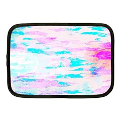 Background Art Abstract Watercolor Netbook Case (medium)  by Celenk