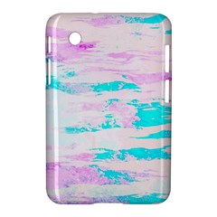 Background Art Abstract Watercolor Samsung Galaxy Tab 2 (7 ) P3100 Hardshell Case