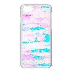 Background Art Abstract Watercolor Apple Iphone 7 Seamless Case (white)