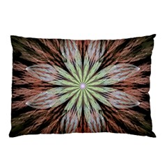 Fractal Floral Fantasy Flower Pillow Case (two Sides)