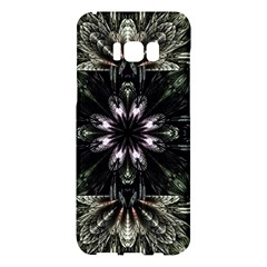 Fractal Design Pattern Texture Samsung Galaxy S8 Plus Hardshell Case  by Celenk