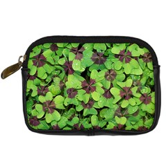 Luck Klee Lucky Clover Vierblattrig Digital Camera Cases
