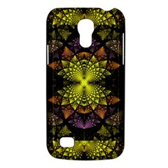 Fractal Multi Color Geometry Galaxy S4 Mini by Celenk
