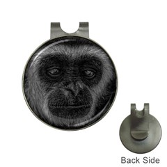 Gibbon Wildlife Indonesia Mammal Hat Clips With Golf Markers by Celenk