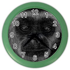 Gibbon Wildlife Indonesia Mammal Color Wall Clocks