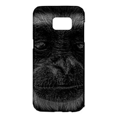 Gibbon Wildlife Indonesia Mammal Samsung Galaxy S7 Edge Hardshell Case by Celenk