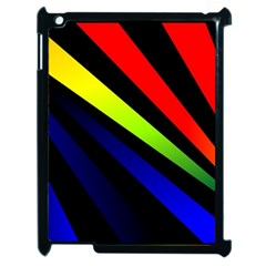 Graphic Design Computer Graphics Apple Ipad 2 Case (black) by Celenk