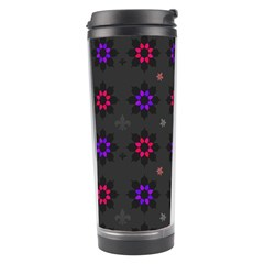 Funds Texture Pattern Color Travel Tumbler