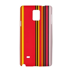 Abstract Background Pattern Textile Samsung Galaxy Note 4 Hardshell Case by Celenk