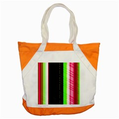 Abstract Background Pattern Textile Accent Tote Bag by Celenk