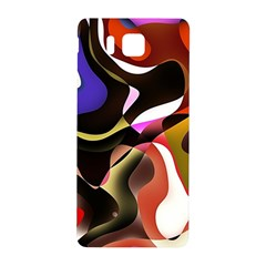 Abstract Background Design Art Samsung Galaxy Alpha Hardshell Back Case