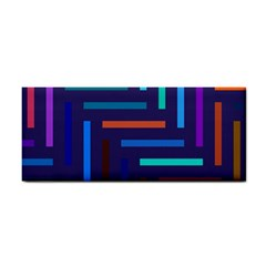 Lines Line Background Abstract Cosmetic Storage Cases